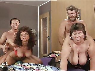 Old Vintage Granny Porn