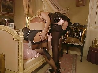 Vintage Nylon Stockings Porn